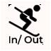 Ski-in/ Ski-out